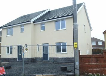 Thumbnail 3 bed semi-detached house for sale in Blackhill Road, Gorseion, Swansea, Swansea