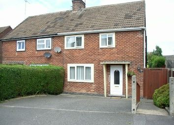 Thumbnail 3 bed semi-detached house for sale in Pease Hill, Alfreton