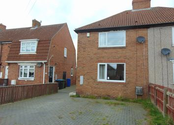 Thumbnail 2 bed semi-detached house for sale in Jack Lawson Terrace, Wheatley Hill, Durham
