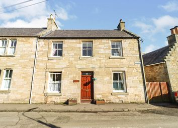 Thumbnail 3 bed end terrace house for sale in West Port, Falkland, Cupar, Fife