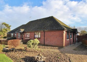 Thumbnail 2 bed semi-detached bungalow for sale in Elmswell, Bury St Edmunds, Suffolk