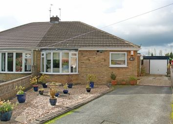 Thumbnail 3 bed semi-detached bungalow for sale in Stephens Walk, Brayton, Selby, North Yorkshire