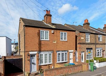 Thumbnail 2 bed semi-detached house to rent in School Road, East Molesey