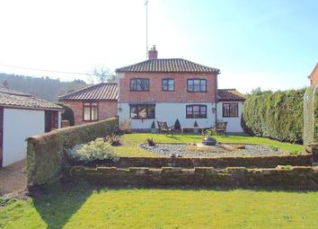 Thumbnail 3 bed semi-detached house for sale in Swannington, Norwich, Norfolk