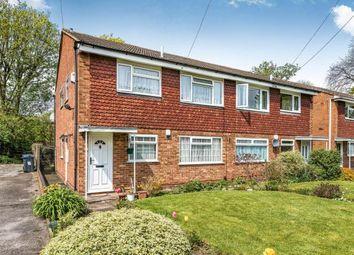 Thumbnail 2 bed maisonette for sale in Kingsmere Close, Erdington, Birmingham, West Midlands