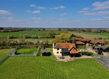 Thumbnail 4 bed detached house for sale in Bennetts Lane, North End, Dunmow