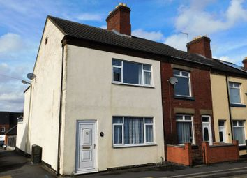 Thumbnail 3 bed terraced house for sale in Hermitage Road, Whitwick, Coalville