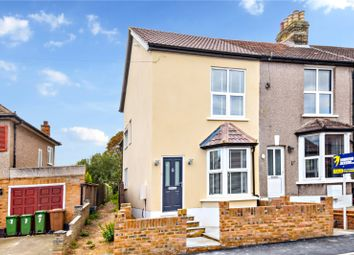 Thumbnail 3 bedroom end terrace house for sale in Hartford Road, Bexley, Kent
