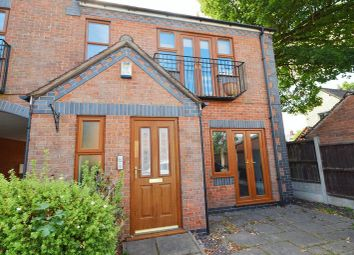 Thumbnail 2 bed flat for sale in High Lane, Burslem, Stoke-On-Trent