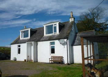 Thumbnail 3 bed detached house for sale in Back Road, Sanquhar, Dumfries And Galloway
