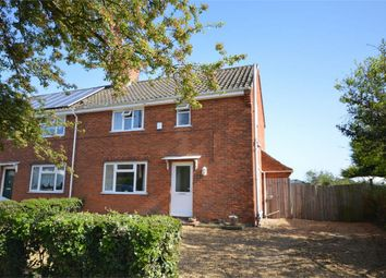 Thumbnail 3 bedroom semi-detached house for sale in South View, Pond Lane, Surlingham, Norwich