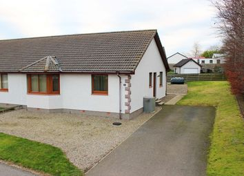 Thumbnail 3 bed bungalow to rent in Monks Walk, Fearn, Tain