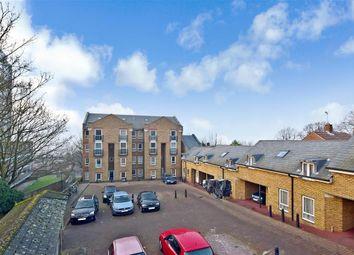 Thumbnail 2 bed flat for sale in Estuary Reach, Brompton, Gillingham, Kent