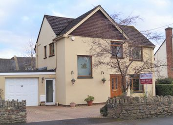 Thumbnail 3 bed detached house for sale in North Road, Wells