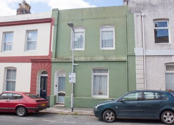 Thumbnail 4 bed terraced house for sale in Penrose Street, North Road West, Plymouth