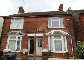 Thumbnail 2 bed terraced house to rent in Curtis Road, Willesborough, Ashford