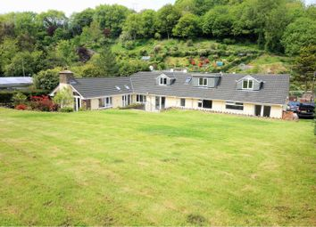Thumbnail 8 bed detached bungalow for sale in Berrynarbor, Ilfracombe