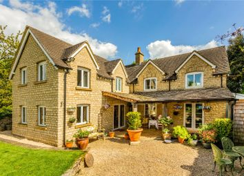 Thumbnail 4 bed semi-detached house for sale in Tetbury Road, Cirencester