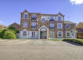 Thumbnail 2 bed flat for sale in Lealholme Court, Howdale Road, Sutton-On-Hull, Hull