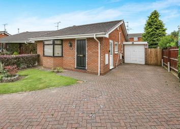 Thumbnail 2 bed bungalow for sale in Pugin Close, Perton, Wolverhampton