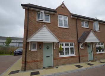 Thumbnail 3 bed terraced house to rent in Lakeside Avenue, Faversham