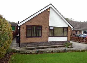 Thumbnail 2 bed detached bungalow for sale in Hawthorn Close, Chinley, High Peak