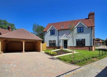 Thumbnail 4 bed semi-detached house for sale in Market Place, Goudhurst, Kent