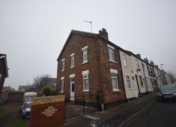 Thumbnail 2 bed end terrace house to rent in Pool Street, Fenton, Stoke-On-Trent