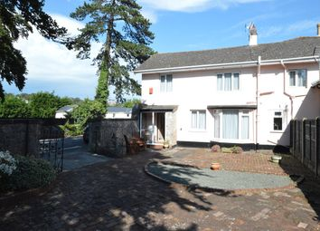 Thumbnail 2 bed end terrace house for sale in Daddyhole Road, Meadfoot, Torquay
