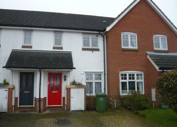 Thumbnail 2 bed terraced house to rent in Keats Close, Downham Market