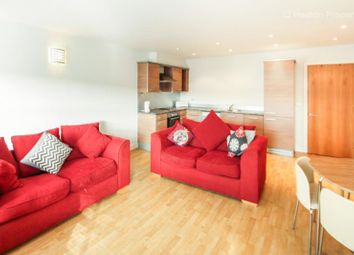 Thumbnail 3 bed flat to rent in Pandongate House, Quayside, Pandongate City Road, Newcastle Upon Tyne, Tyne And Wear