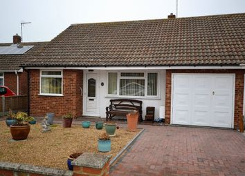 Thumbnail 3 bed semi-detached bungalow for sale in Sycamore Close, Lydd, Romney Marsh