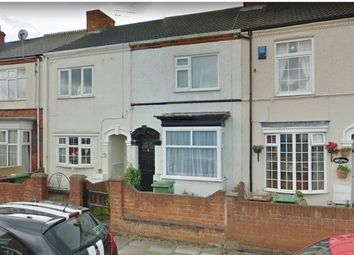 Thumbnail 3 bedroom terraced house to rent in Poplar Road, Cleethorpes