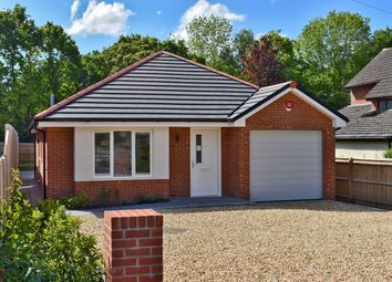 Thumbnail 3 bed bungalow for sale in Manor Road, New Milton