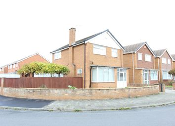 Thumbnail 3 bed detached house to rent in Kidbrooke Ave, Blackpool, Lancashire