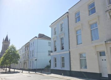 Thumbnail 6 bed terraced house for sale in Wyndham Street West, Stonehouse, Plymouth