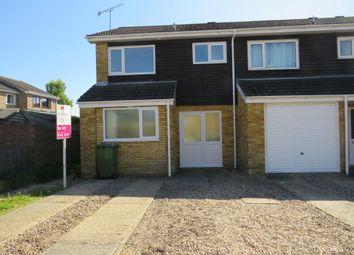 Thumbnail 3 bedroom property to rent in Corbett Road, North Walsham
