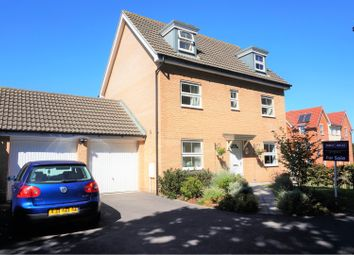 Thumbnail 6 bed detached house for sale in Wellstead Way, Hedge End