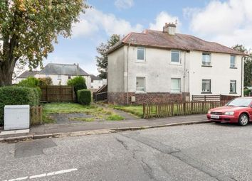 Thumbnail 1 bed flat for sale in Newdykes Road, Prestwick, South Ayrshire, Scotland