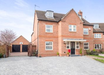 Thumbnail 6 bed detached house for sale in St. Marys Gate, Worksop