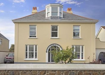 Thumbnail 5 bed detached house for sale in Belmont Road, St. Peter Port, Guernsey