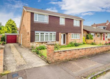 Thumbnail 5 bed detached house for sale in Warren Avenue, Hellesdon, Norwich