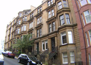 Thumbnail 3 bed flat to rent in Gardner Street, Partickhill, Glasgow