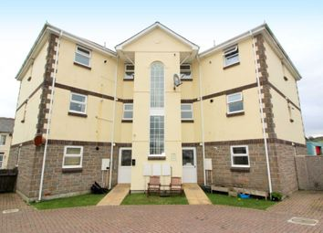 Thumbnail 2 bed flat for sale in Harris Close, Kelly Bray, Callington