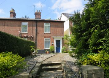 Thumbnail 3 bed end terrace house for sale in Old Palace Road, Norwich
