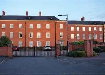Thumbnail 2 bed flat for sale in Boathouse Field, Lichfield