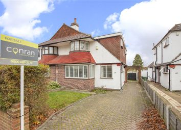Thumbnail 4 bed semi-detached house for sale in Exford Road, Lee