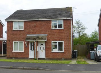 Thumbnail Semi-detached house to rent in Chelmsford Drive, Grantham