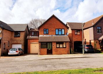 Thumbnail 3 bed detached house for sale in Moorland Close, Locks Heath, Southampton