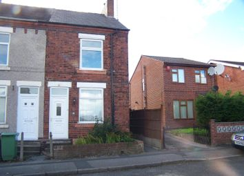 Thumbnail 2 bed end terrace house to rent in Albert Street, South Normanton, Alfreton